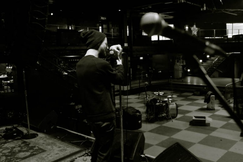 Soundcheck in First Avenue