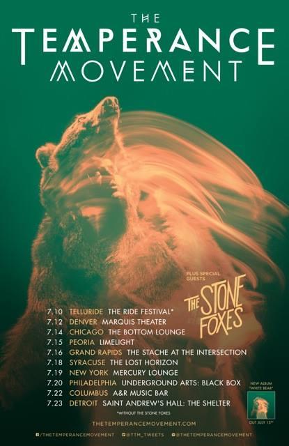 TTM US Tour