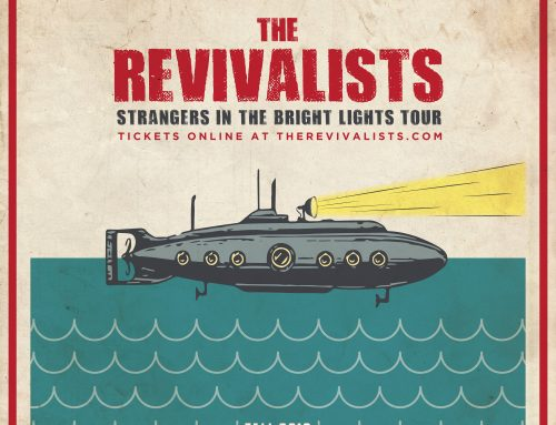 US Tour Announced Supporting The Revivalists