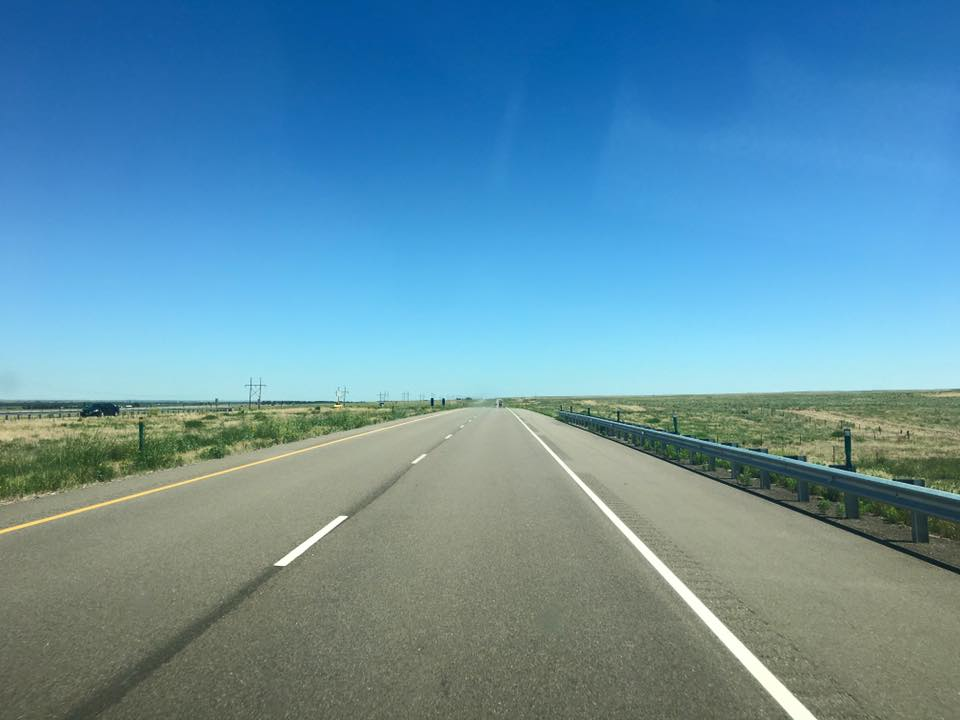 Tour Diary - Denver to Iowa City