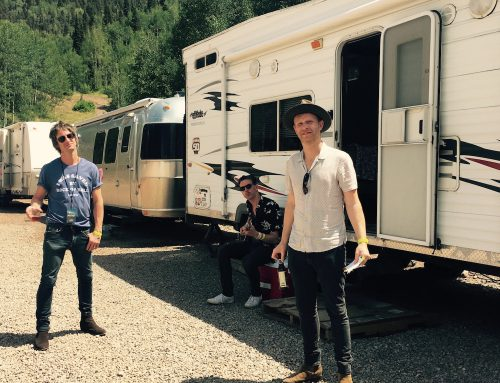 TOUR DIARY – Telluride, CO. USA…