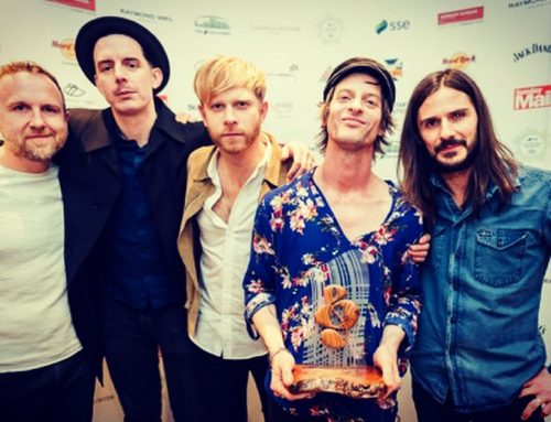 OFFICIALLY THE BEST ROCK BAND!